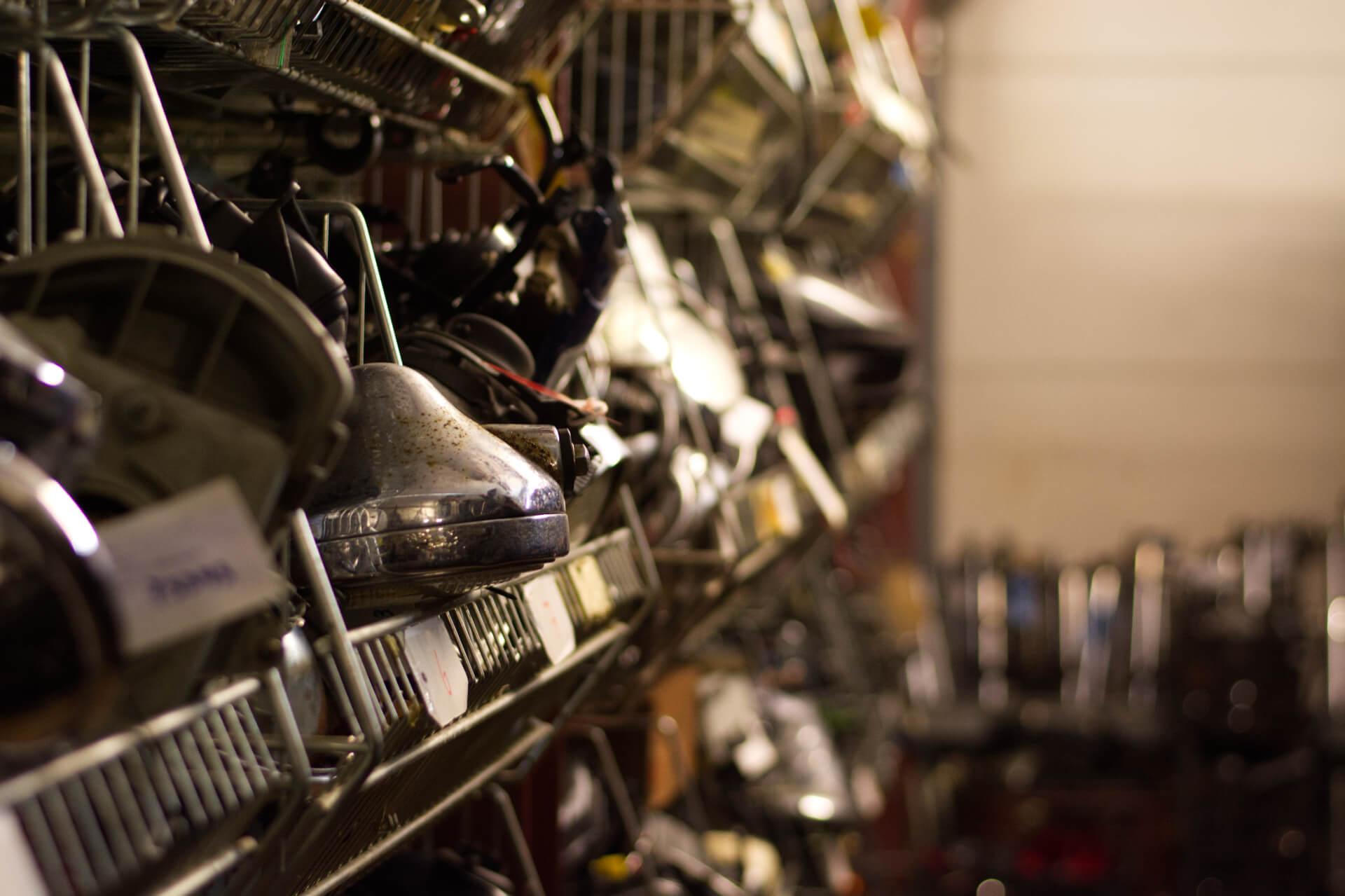 Woesthoff Used Parts & Motorcycles te Brummen - Gebruikte Motor Onderdelen